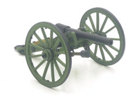 WBritain 17466 American Civil War 10lb. Parrott Cannon