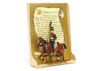 Mignot Toy Soldiers Light Cavalry of the Guard 1809 Set