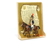 Mignot Toy Soldiers Regiment of the Mounted Grenadiers of the Guard Set