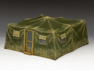 King & Country AF037 Sheep Pen Tent World War II