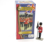 W Britain 40109 Colour Point Scots Guards Trooping The Colour