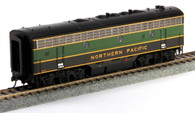 MTH Trains 80-2122-0 HO Northern Pacific F-7 B Unit DCC Ready