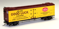 MTH Model Trains HO Scale Set SKU#80-94037 R40-2 Wood Sided Refrigerator Car