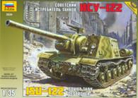 ZVEZDA Model Tank Kit 3534  Tank Destroyer 1/35 Scale