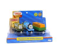 Thomas & Friends Wooden Railway Thomas & the Stinky Cheese LC98061