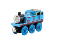 Fisher Price Thomas & Friends Wooden Railway Thomas Y4083 Real Wood Age 2+