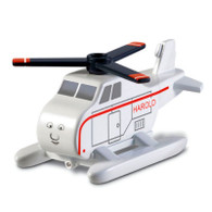 Fisher Price Thomas and Friends Wooden Railway Harold the Helicopter Y4077 Real Wood Age 2+