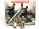 King & Country Toy Set  BBG013  1/30th Scale World War II