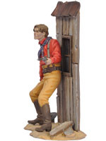 Black Hawk Toy Soldiers The Last Shot O.K.Corral 54mm