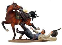 Black Hawk Toy Soldiers Bill Chadwell Shot Down BH0204