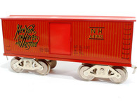 McCoy Standard Gauge Model Trains New York New Haven and Hartford Boxcar