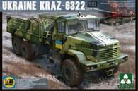 Takom Ukraine KRAZ-6322
