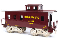McCoy Standard Gauge Trains Union Pacific Caboose OWR&N Item 297