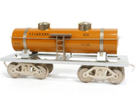 McCoy Standard Gauge Trains New York Central & HRRR 2 Dome Tank Car