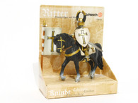 Schleich Knight Standard-bearer on horseback