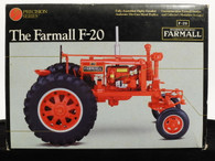 Farmall 20 1/16 Scale 299 Precision Series Ertl Collectibles