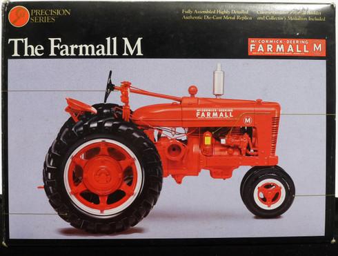 Farmall M 1/16 Scale 4610 Precision Series Ertl Collectibles