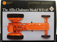 Allis-Chalmers Model WD-45 Precision Series Ertl Collectibles 2253