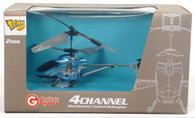 Avatar Z Series Z008 4 Channel Mini RC Helicopter