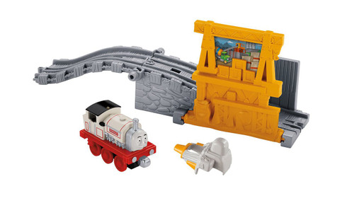 Fisher-Price Thomas The Train & Friends Stanley's Construction Clash Take-N-Play