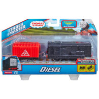 Thomas & Friends TrackMaster Diesel With Red Box Car