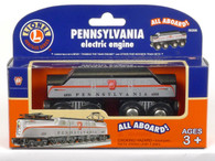 Maxim Railway Lionel Pennsylvania Electric Engine All Aboard Heritage Series