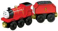 Thomas & Friends Wooden Railway Talking Railway James