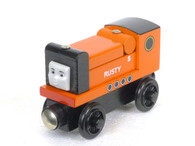 Thomas & Friends Wooden Railway Rusty Engine LC98161