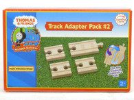 Thomas & Friends Wooden Railway LC99921 Track Adapter Pack #2 (LC99921)