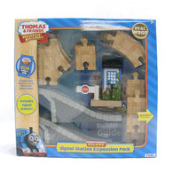 Thomas & Friends Wooden Railway Deluxe Signal Station Expansion Pack