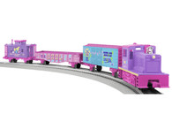 Lionel Junction Pet Shop Diesel Lionchief Set 6-81288