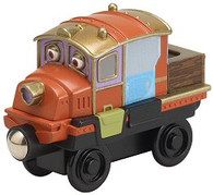 Chuggington Wooden Railway Hodge Engine