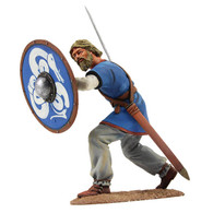 W Britain Soldier 62106 Viking Shield Wall Defender No. 3