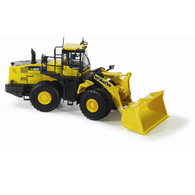 First Gear Diecast Collectible Komatsu WA500-7 Wheel Loader 1/50 Scale