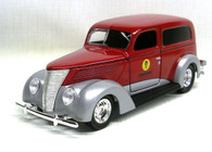 SpecCast 16192 Meineke 1937 Ford Panel Delivery Van Die-Cast 1.25 Scale Vehicle