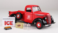 First Gear Diecast Collectible Speedway International D-2 Pickup With Load 1/25 Scale
