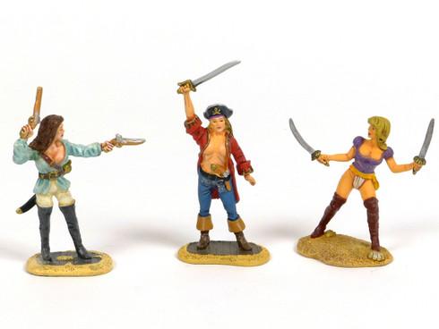 Conte Collectibles Pirate Women Set PIR021
