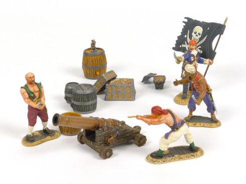 Give'Em a Broadside Pirate Gun Crew #1
