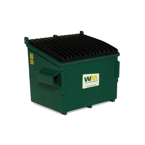 First Gear International Authentic Waste Management Refuse Bin