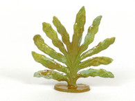 Hornung Art Small Bush 46MA Flat Hand Painted Metal Cast