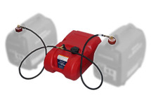 IPI BERGS 2 Extended Run Fuel System (Tank Included) Part# BS.P2200.D