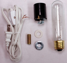 Creative Hobbies® Large Christmas Tree Wiring Kit #ML1-25B6, 25 watt bulb, Standard (Edison) Base, Great For Lighting Large Size Objects