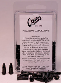 Luer Lock Dispensing Syringe Tip Cap, Black Color, 100 Pieces in Storage Pack