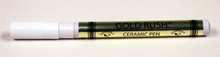 Gold Rush Luster Pen, Pre Filled with Real Gold Overglaze for Ceramics, Fire to Cone 019-018