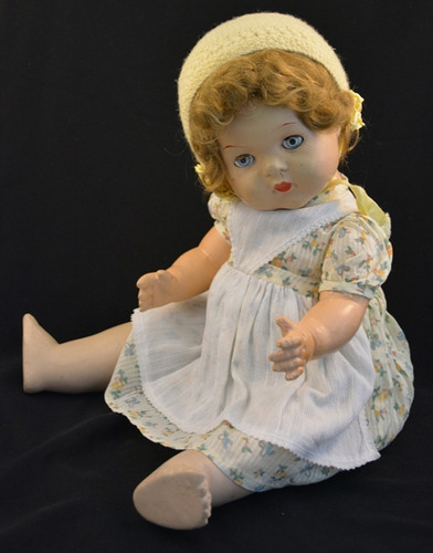 1920s Reliable Doll with Closing Eyes