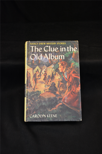Nancy Drew: The Clue in the Old Album