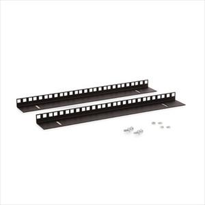 9U Wall Mount Vertical Rail Kit