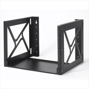8U Wall Mount Rack - Shelf sold seperately