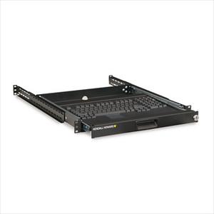 1U 4 Post Sliding Keyboard Tray