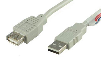 6' USB Extension Cable